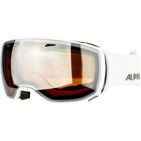 Alpina Estetica MM Goggle white/black